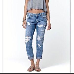 New pacsun skinny boyfriend jeans